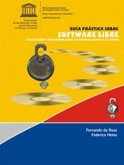 Portada de la guía UNESCO de Software Libre