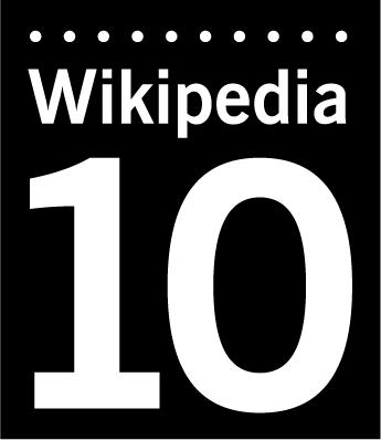 Wikipedia 10 años