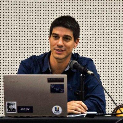 Dante Zanarini: Conferencia abierta sobre tecnologías en el proceso electoral