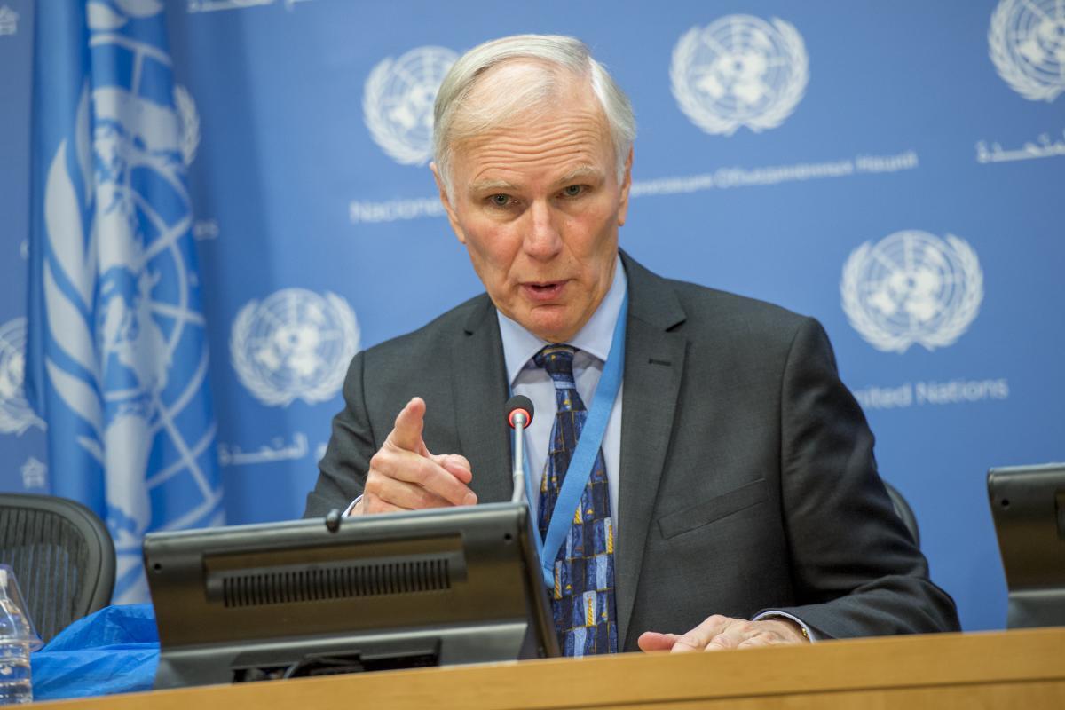 El Relator Especial sobre la extrema pobreza y los DDHH advierte sobre el rol de las empresas tecnológicas