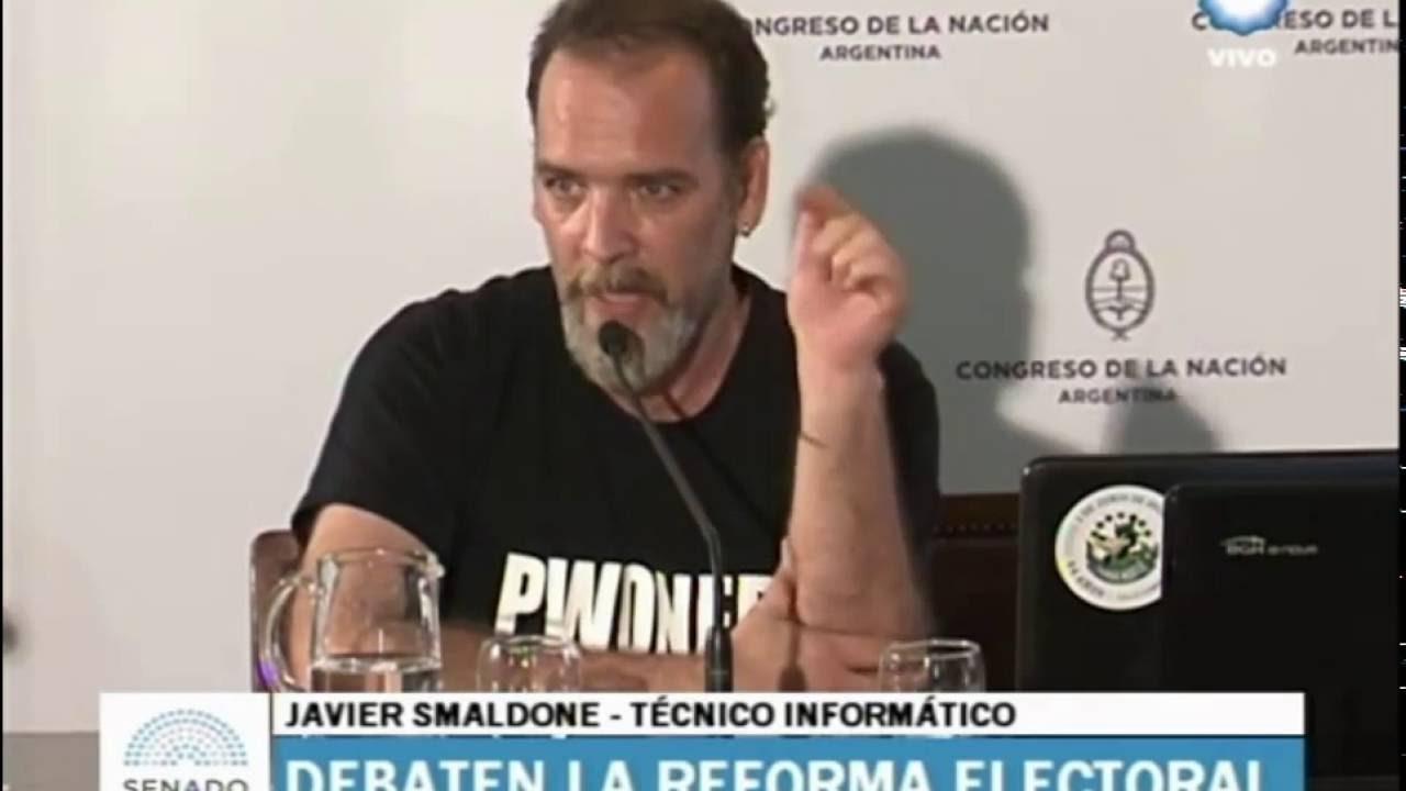 Patricia Bullrich ordenó que se investigue al especialista en seguridad informática Javier Smaldone