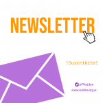 Suscribite a nuestro newsletter