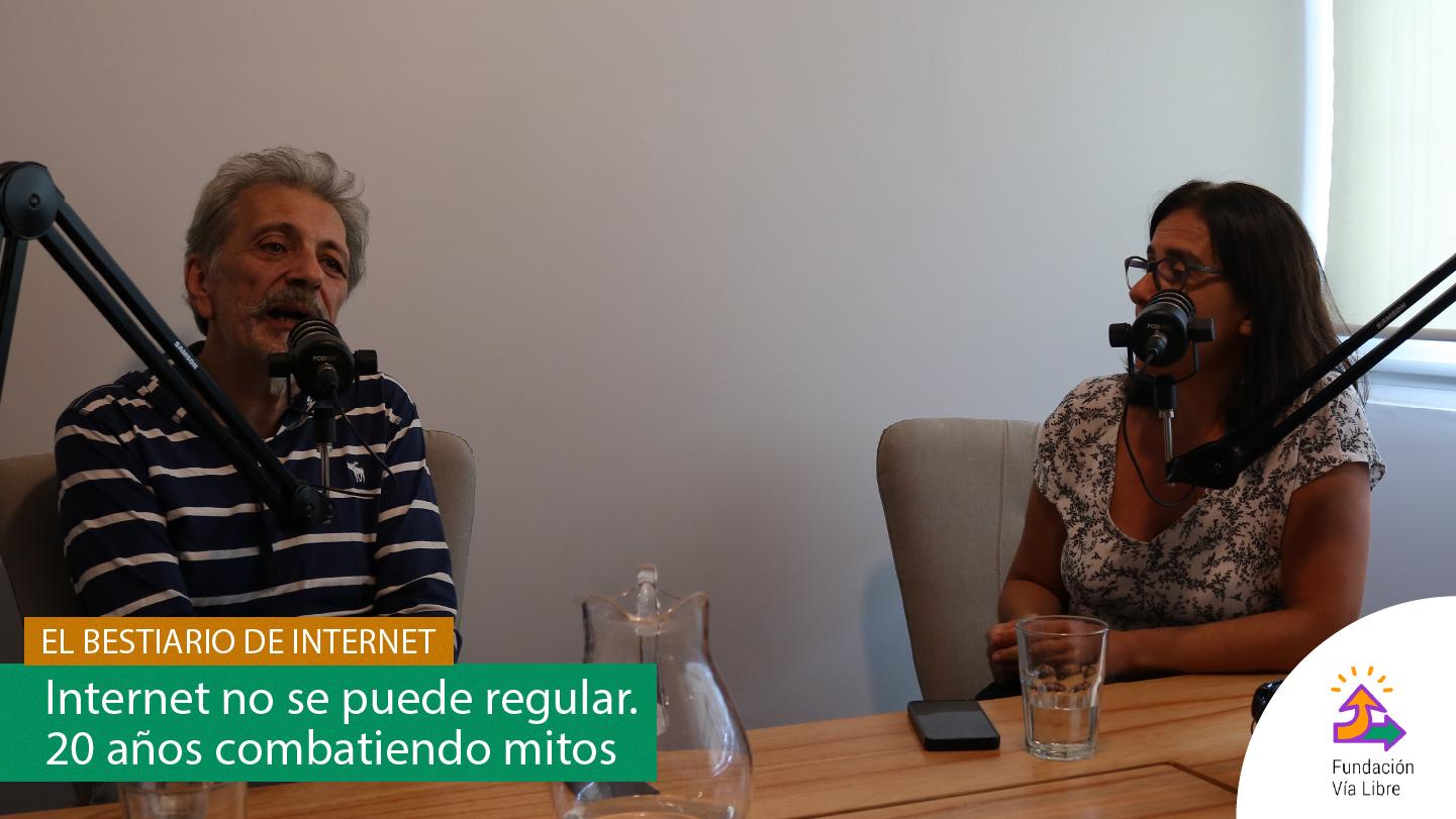 Podcast El Bestiario de Internet