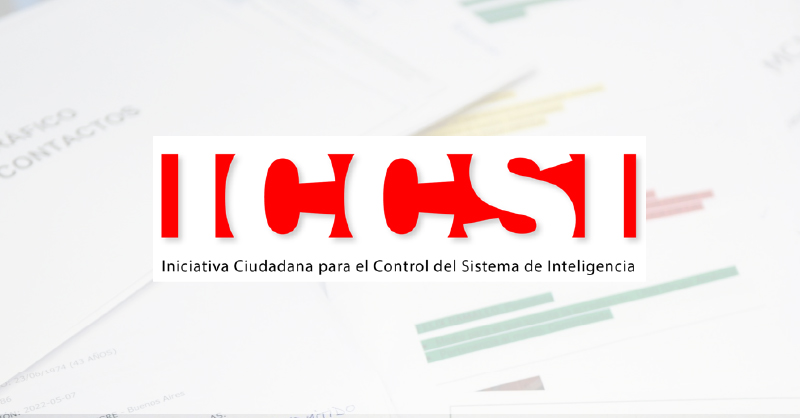 Comunicado ICCSI: Urge reformar los servicios de inteligencia y establecer mecanismos efectivos de control democrático