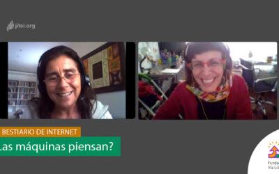 El Bestiario de Internet – ¿Las máquinas piensan? con Laura Alonso Alemany