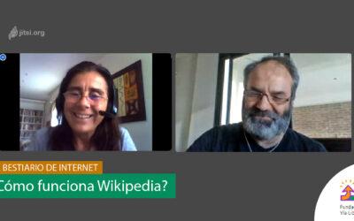 El Bestiario de Internet – ¿Cómo funciona Wikipedia? con Patricio Lorente