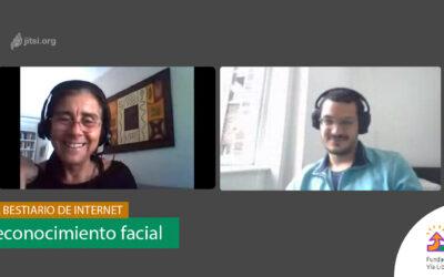El Bestiario de Internet – Reconocimiento facial con Víctor Castillejo