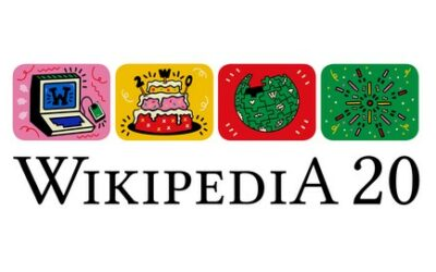 Feliz #Wikipedia20
