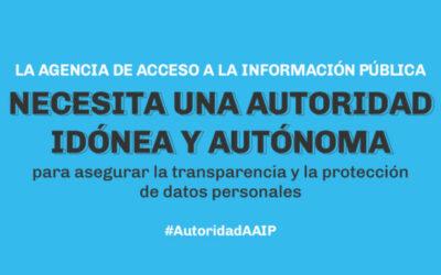 AAIP: organizaciones solicitan reunión al Jefe de Gabinete para impulsar nueva autoridad